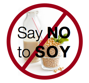 Potentially Harmful and Controversial Soy