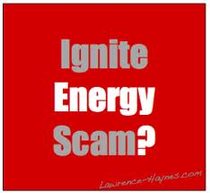 Ignite Energy Scam