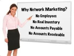 Why Network Marketing?